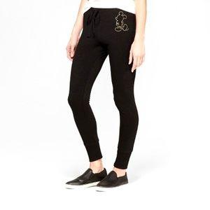 Women Disney Mickey Jogger Pants Juniors